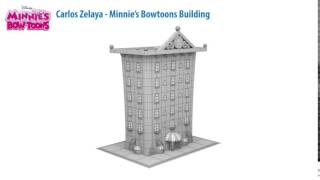 7. Minnies Bow-Toons building