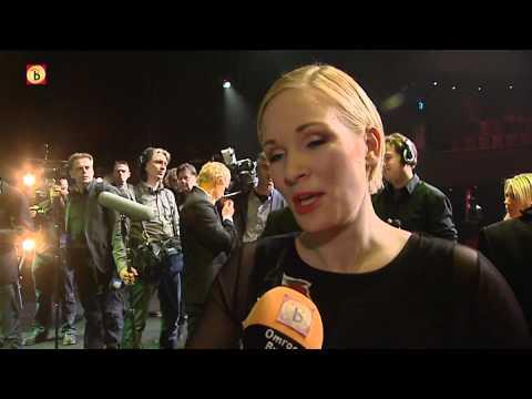 Musical Toon Hermans met Alex Klaasen in premiere