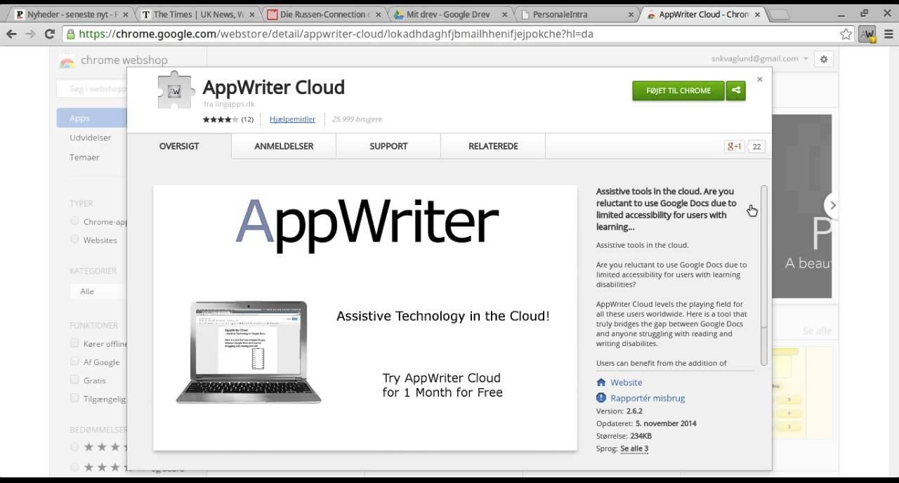 appwriter cloud