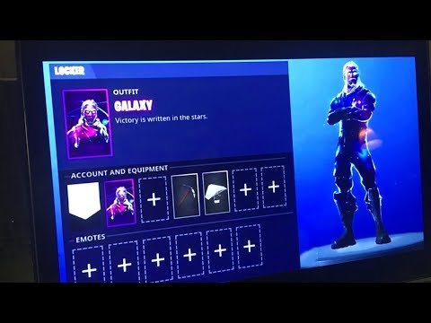 "the 3 Steps to Unlocking the ""GALAXY SKIN"" in Fortnite! (No phone required) thumbnail"