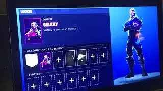 "the 3 Steps to Unlocking the ""GALAXY SKIN"" in Fortnite! (No phone required)"