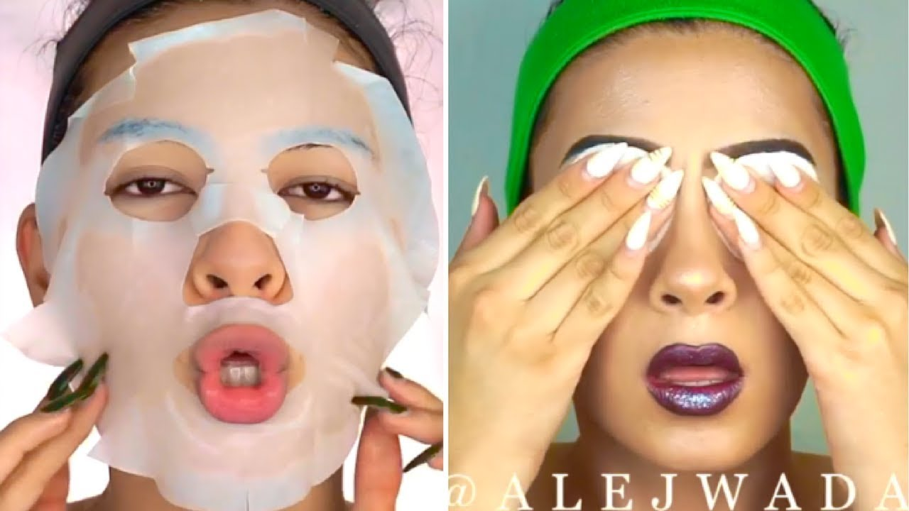 Skin Care Routine Compilation - Skin Care Routine Tips 10 #10