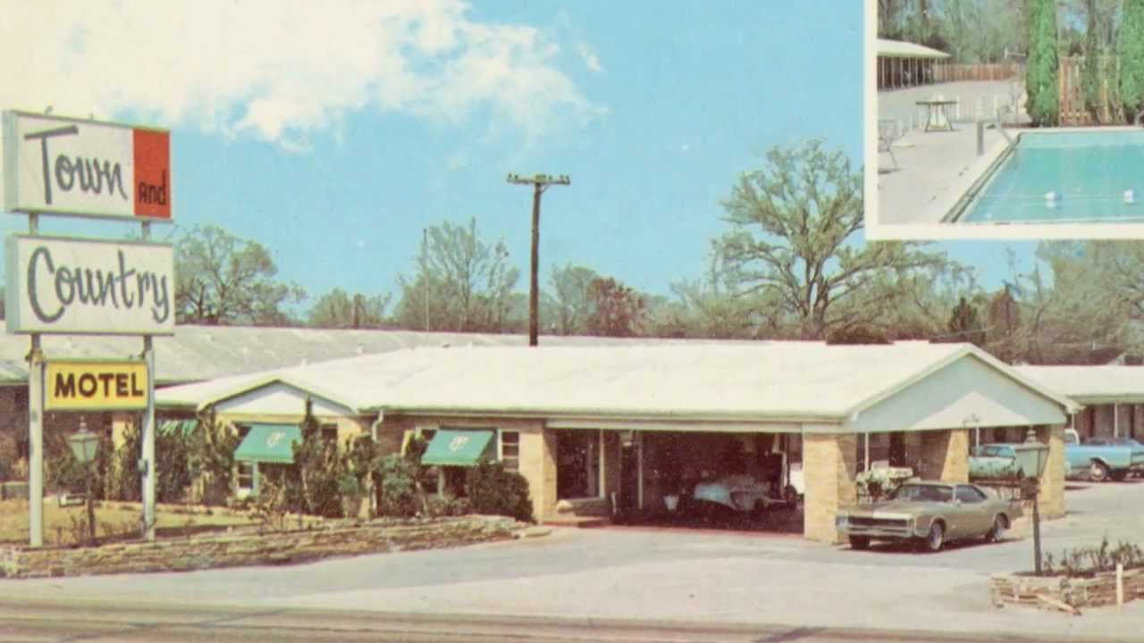 Carlos Marcello's Town and Country Motel, New Orleans ...