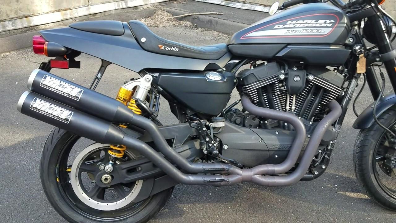 Hot Rod Harley >> Hot Rod Harley Xr1200x Sportster