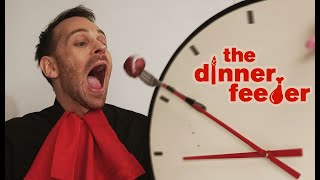 The Dinner Feeder - How To Get More Work Done At Dinner