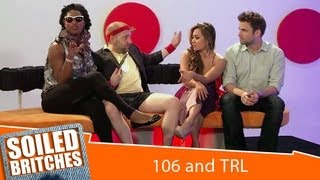 Tocarra Jones Discusses Baller Wives Show - 106 and TRL - Soiled Britches