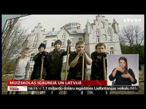 Muižskolas Igaunijā un Latvijā
