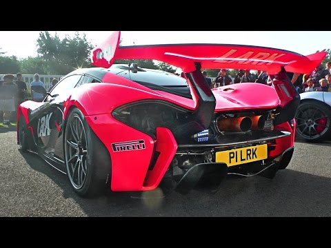 kumpulan Raungan Suara Mesin Mobil-Mobil Sport