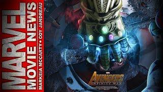 New Infinity War Trailer, Cloak & Dagger Poster, & New Luke Cage Villain | Marvel Movie News Ep 172