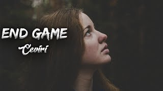 Taylor Swift - End Game (Türkçe Çeviri)