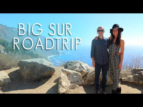 Big Sur Summer Roadtrip ☀