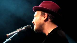 Gavin DeGraw - Belief ( MIX105.1 CMN Benefit Concert 12-16-12 HOB Orlando, FL )