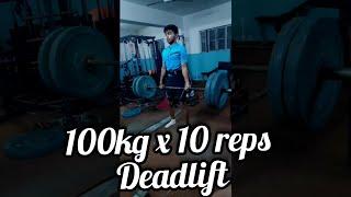 Deadlift/sprinter/leg day