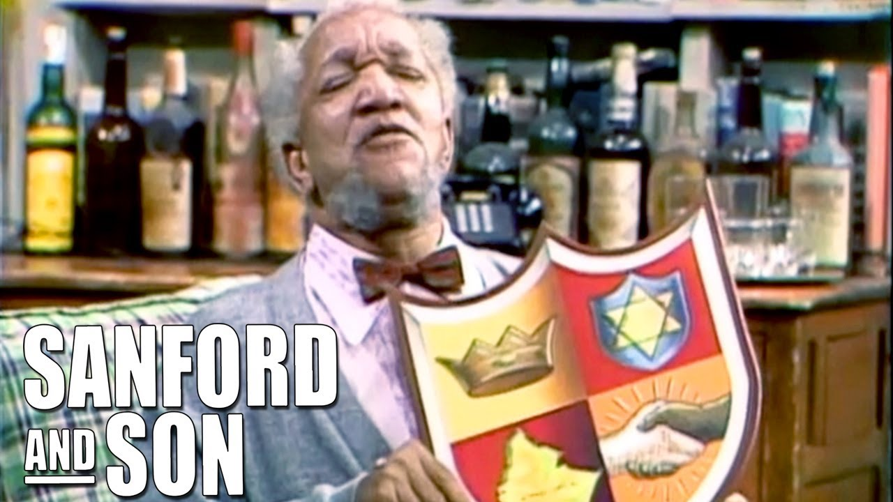 The Sanfords Are Officially Royalty | Sanford and Son