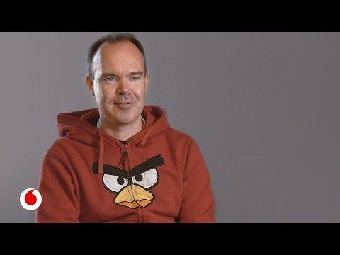 """El """"Mighty Eagle"""" de Angry Birds nos cuenta cómo conquistaron el mundo de los videojuegos"""