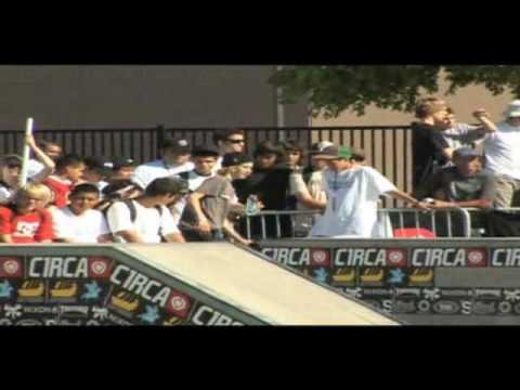 Cody Davis is Skateboarding