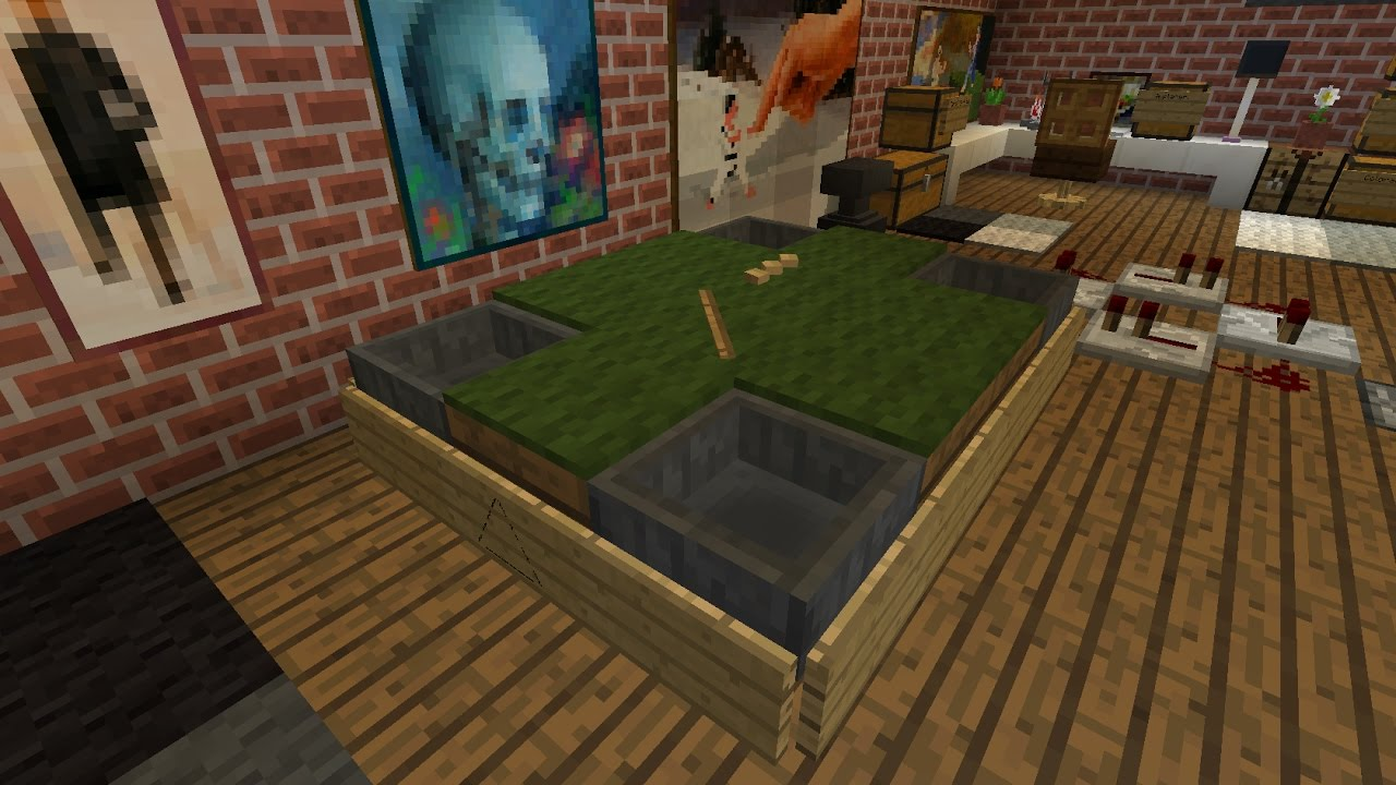Comment faire une table de billard minecraft youtube - Comment fabriquer une table de billard ...