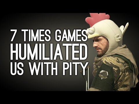 7 Times Games Humiliated Us with Pity