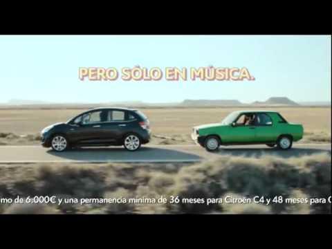 Canción Anuncio Citroën C3 C4 2012: Plan Pive  Octubre 2012