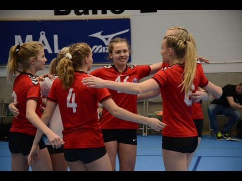 Finalene av junior NM i Volleyball 2017 i Molde