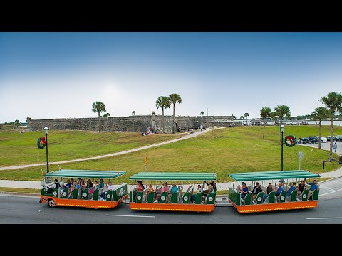 St  Augustine Tours and Sightseeing with Old Town Trolley