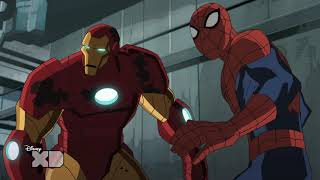 Ultimate Spider-man | Schwarm - Sneak Peek | Disney XD
