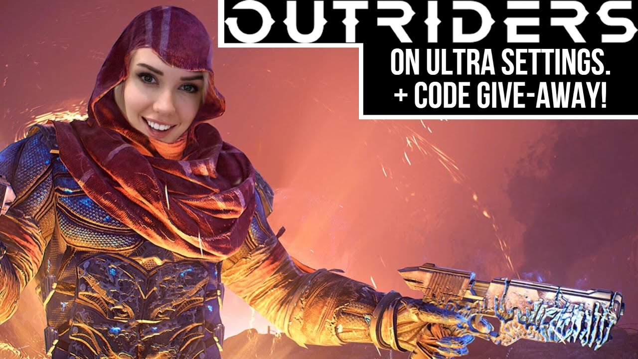 is Outriders FUN? feat. Free Code Give-Away! (w Jon & Andy)