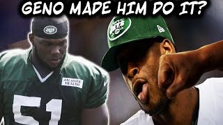 What Happened to the Guy That Broke Geno Smith's Jaw? (IK Enemkpali)