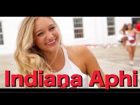 Indiana University : Alpha Phi - Recruitment 2016-17
