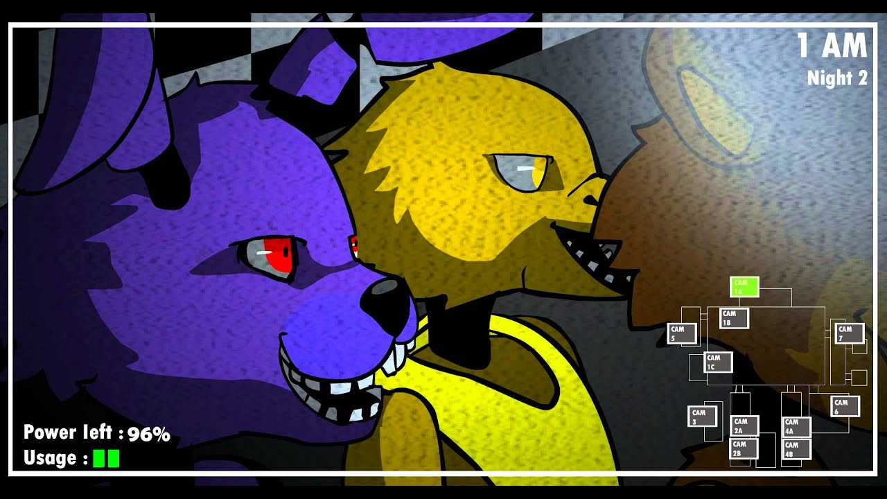 Five Nights at Freddy's Halloween - YouTube