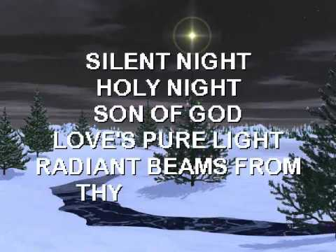 KARAOKE Silent Night
