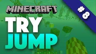 Verdammte 4er-Sprünge - Minecraft - TryJump #8