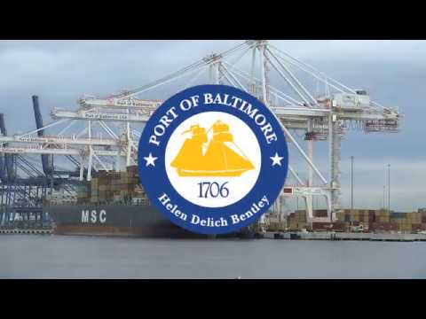 HDB-MJP visits the Maryland Port Administration offices