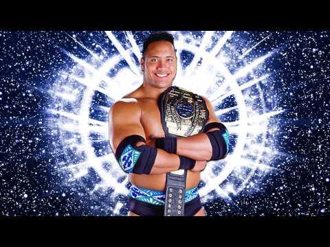 1996-1997: Rocky Maivia 1st WWE Theme Song - Destiny [ᵀᴱᴼ + ᴴᴰ]