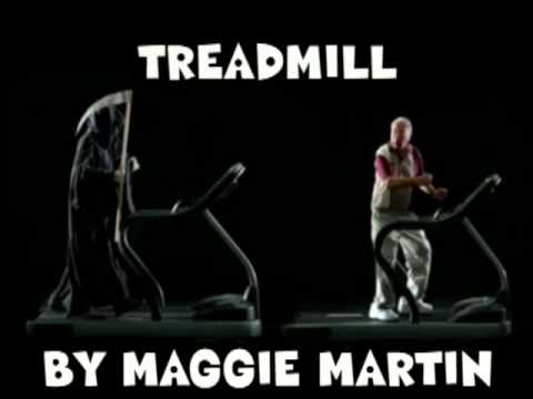 TREADMILL SONG BY MAGGIE MARTIN