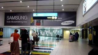 DDM (Durch Den Monsun) aéroport johannesburg afrique du sud 12 aout 2009
