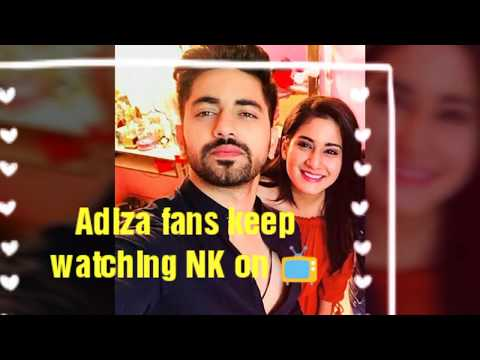 THIS  VIDEO   FOR   ALL   ADIZA  AND  AVNEIL  FANS  [  WHAT  SAYING   ADIZA  ] thumbnail