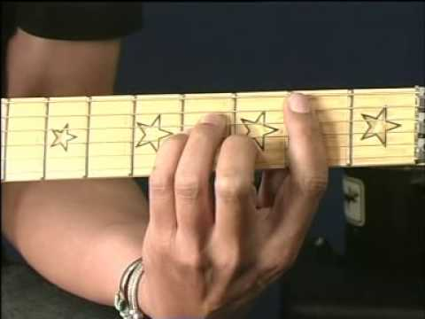 ปูพื้นฐานการ(Solo Guitar)ตอนที่ 10 การทดคอร์ด