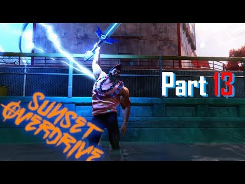 Forging The Ultimate Weapon | Sunset Overdrive (Part 13)