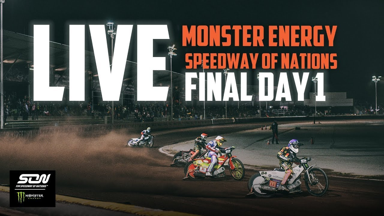 🔴  LIVE 2020 Monster Energy Speedway of Nations Final Day 1