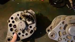 видео ВАЗ-2101, генератор: схема подключения, ремонт, замена