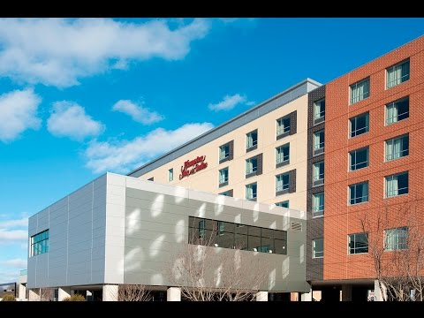 Hampton Inn & Suites Grand Rapids Downtown Hotel Video Tour