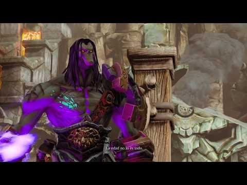 Truco para regenerar vida GRATIS en Darksiders II