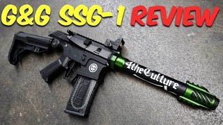 G&G SSG1 In Depth Review, Gameplay, & First Impressions  Lets Talk Airsoft (The Airsoft Life #85)