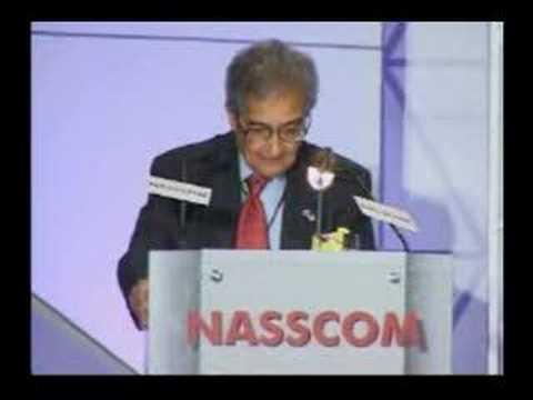 Amartya Sen Professor Harvard University