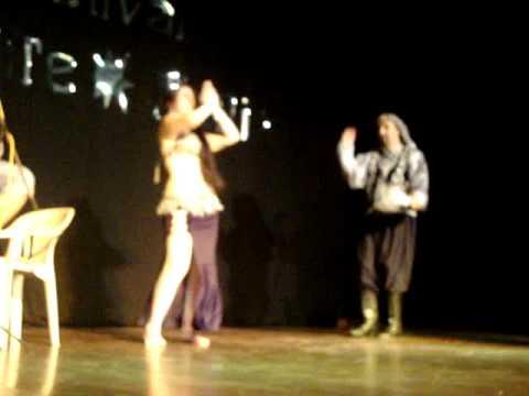 Apresentação Ana Claudia Borges e Husein - IV Fest...