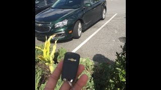 Chevy Keyless Entry Security Flaw