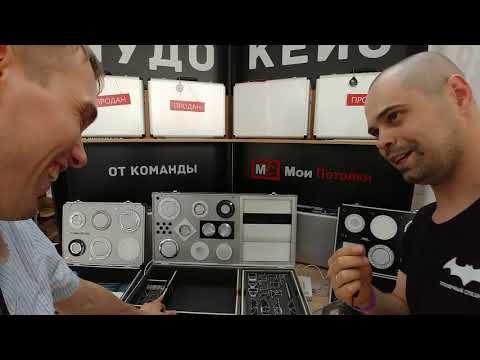 Чудокейс и Виктор Почуфаров