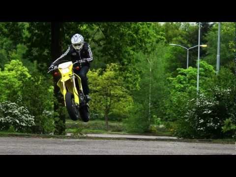 Spring time! Supermoto GoPro action! (SXV, DRZ and more!)