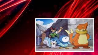 Pokemon Diamon And Pearl Episode 46,47,48,49 (Eng dub)